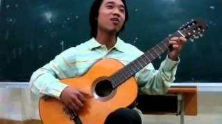 [Guitar cover] Xẩm sinh viên nhạc (chế)