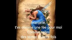 jean louis aubert marcelle lyrics