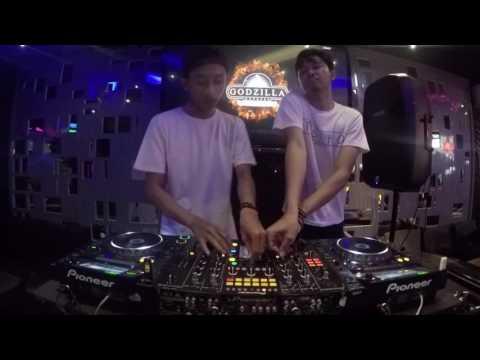 DJ Dimas X DJ Satria #SEMIFINAL - [Godzilla Express MLG Search DJ of The Years]