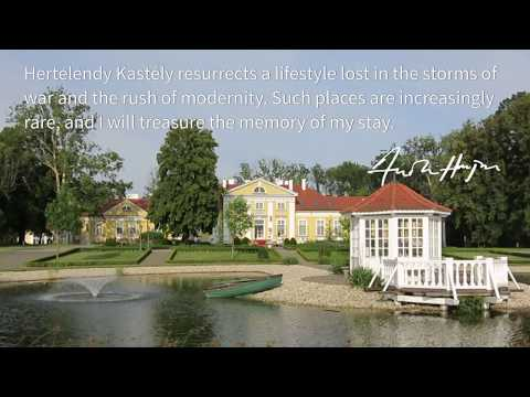 Traveling The Hungarian Countryside and Our Stay at Hertelendy Kastély