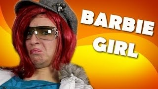 IM A BARBIE GIRL! [ Dylan Haegens ]