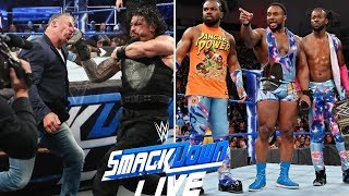 WWE Smackdown LIVE 18th June 2019 - Roman Reigns Attacks Shane ! 5 Things Could Happen in Smackdown