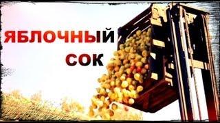 видео Концентрированный сок: как производят, польза