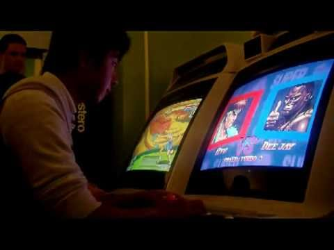X-Mania Europe 2 Super Street Fighter 2 Turbo Tournament Saturday Casuals Part 2