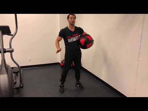 How to perform the 5 Best Wall Ball exercises