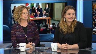Journalists discuss new NAFTA, economy, Scheer's leadership