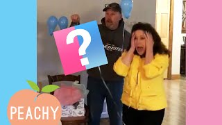 Funny and Creative Baby Gender Reveal Ideas | Gender Reveals Compilation 🎉