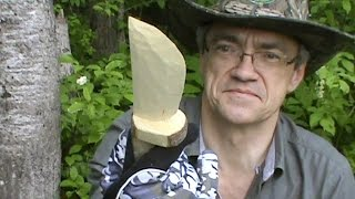 Carve A Wooden Knife - Challenge