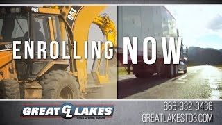 Great Lakes Truck Driving & Heavy Equipment School