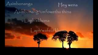 Johnny Clegg Savuka Asimbonanga paroles lyrics