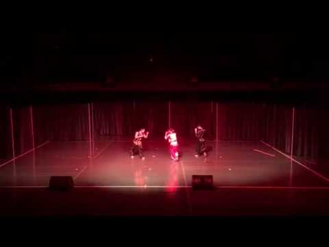Davis Wushu DDR Performance 2018 (Original Screenplay)
