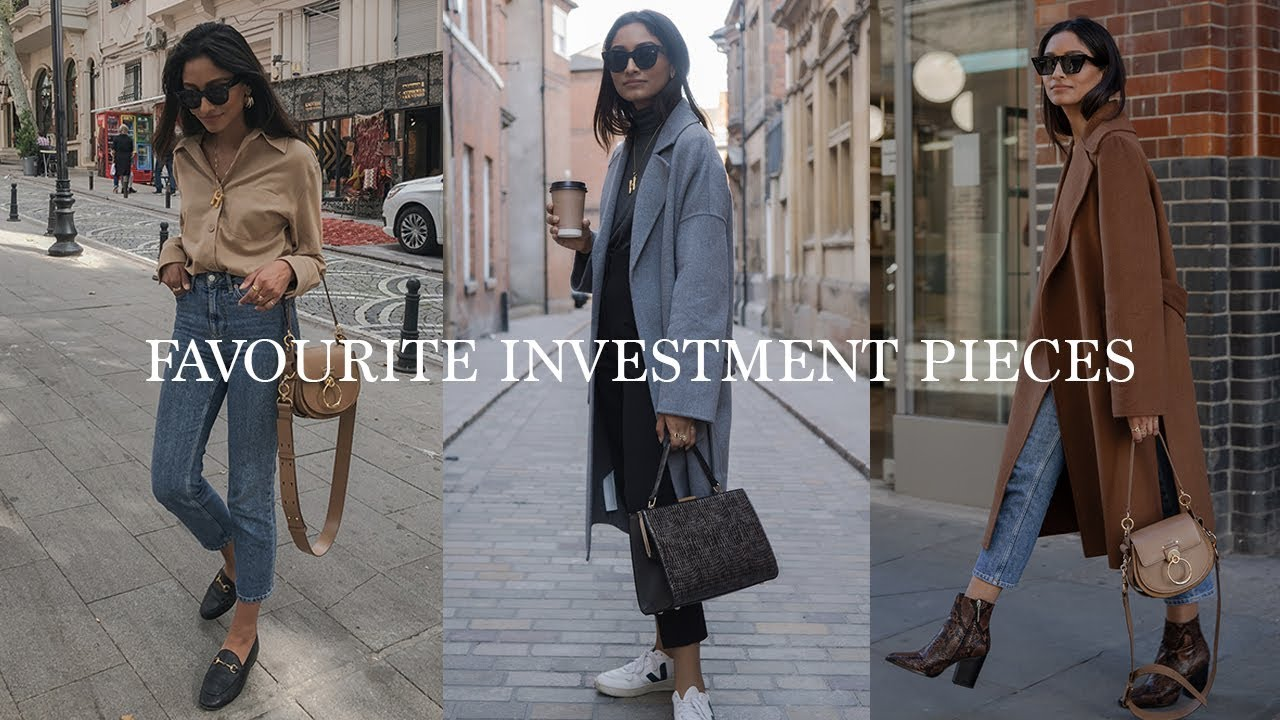 2114485c028c FAVOURITE INVESTMENT PIECES FOR AUTUMN WINTER - YouTube