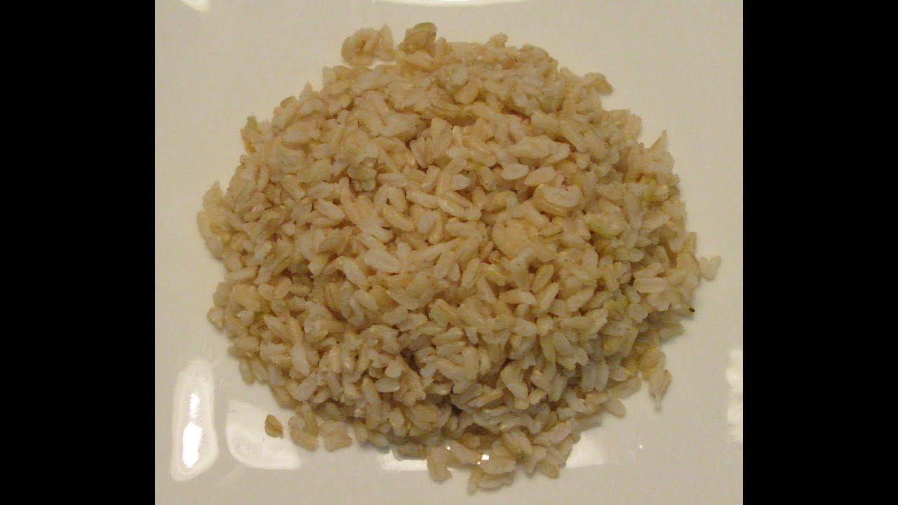 How To Cook Perfect Brown Rice No More Mushy Rice Ever Again!  Youtube