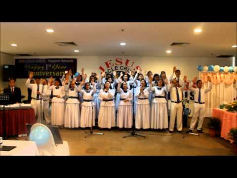 Thanks, Thanks, I Give You Thanks- Jesus Finest Generation Choir