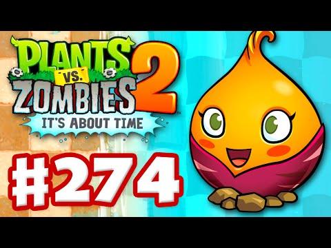 Plants vs. Zombies 2: It's About Time - Gameplay Walkthrough Part 274 - Sweet Potato! (iOS)