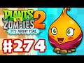 Plants vs. Zombies 2: It's About Time - Gameplay Walkthrough Part 274 - Sweet Potato! (iOS)