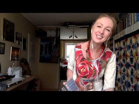 Лоскутный эфир 130.  5 секретов сборки лоскутного одеяла