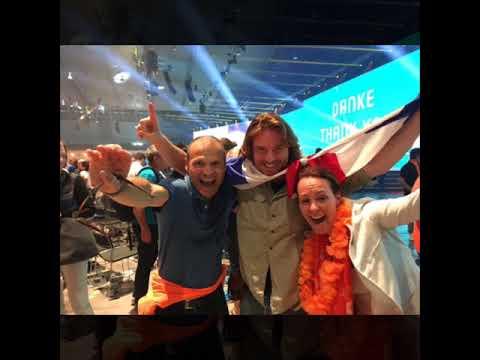 Team Holland Stuttgart Lifeplus Spirit Event