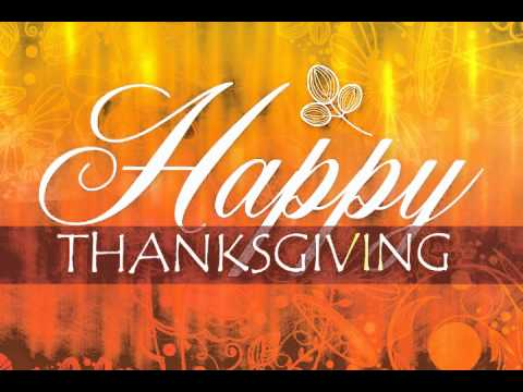 Fall Give Thanks Wallpaper Happy Thanksgiving Welcome Video Loop Youtube