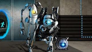 Прохождение Portal 2 (глава 2)
