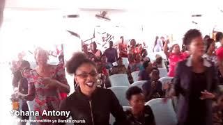 Yohana Antony/Hata Sasa Umenisaidia/LivePerfomance