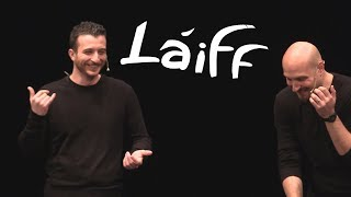 Làiff: lo Spettacolo di QDSS. Intro.
