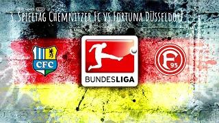 26.2.17 Chemnitzer Fc vs Fortuna Düsseldorf
