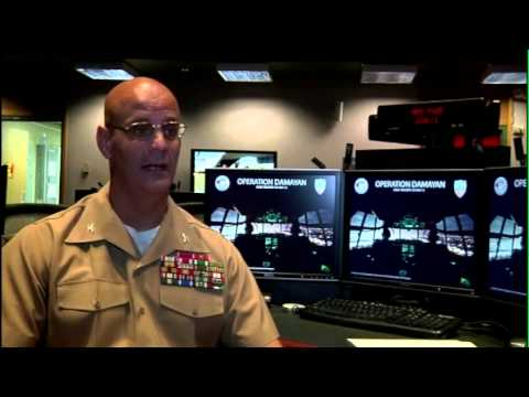 U.S. Marine Corps Pacific Crisis Action Team