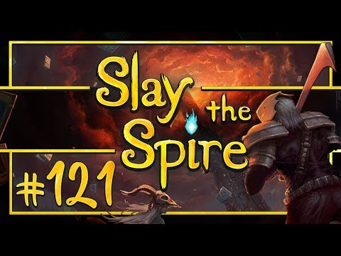 Let's Play Slay the Spire: February 26th 2018 Daily - Episode 121