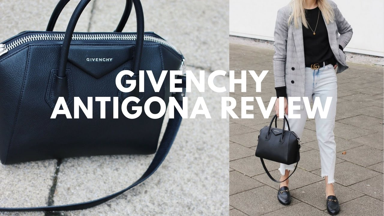 4ef6494d4b GIVENCHY ANTIGONA SMALL REVIEW   Why I was disappointed with the Chloe Faye  Medium