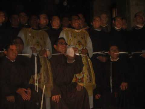 Franciscanos.Guadalupe, Zacatecas. (Noviciado y Profesión temporal)