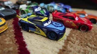 Unboxing New Disney Cars Diecast Next Gen Gaskits DAN CARCIA Amazon exclusive 10 pack Toy Review