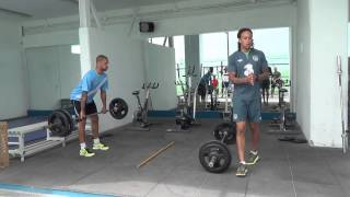 Build Explosive Power - Deadlifts & Broad Jumps