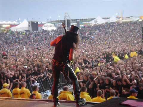 Top 10 Slash Solos (Guns N' Roses Era)