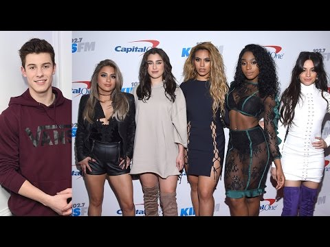 Shawn Mendes, Fifth Harmony & Niall Horan...