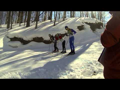 Mountainview Nordic Ski Cross 2014