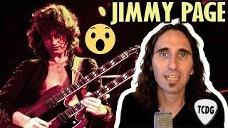 El Curioso Caso De JIMMY PAGE, El Guitarrista Mas Polémico De La Historia