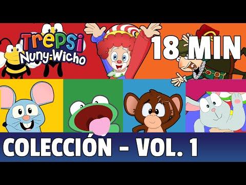 ¡Gran Colección de Trepsi El Payaso! - Vol. 1