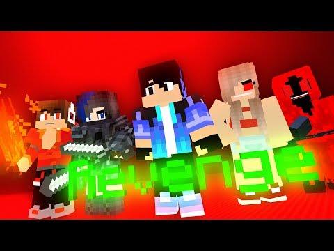 Revenge -  (Heroes Series Minecraft Music Video #10) - Season 1