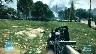 battlefield3 test  تجربة لعبة