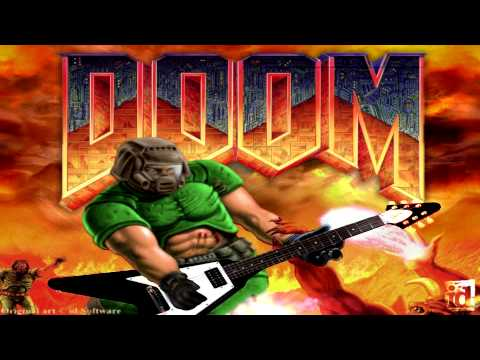DooM OST Remix  E3M3  Deep Into The Code  Slayer Behind The Crooked Cross