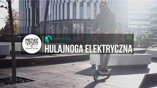 Hulajnoga Elektryczna Minimula | MiejskieSporty.pl