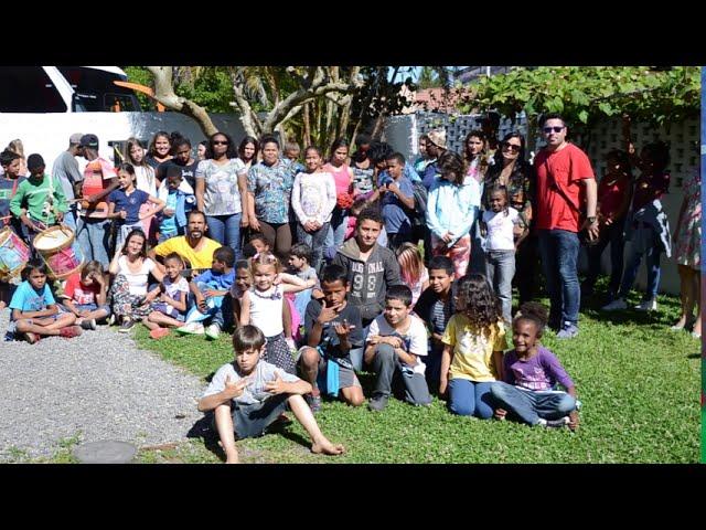 A Casa do Tambor - Portfólio Geral - PARTE 02 - As Escolas