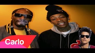 Snoop Dogg and Wiz Khalifa - Young,Wild & Free ft.Bruno Mars