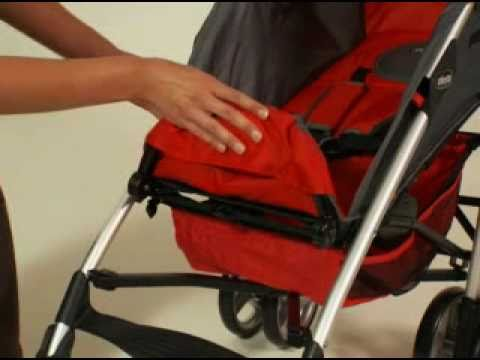 Chicco Liteway Stroller - YouTube