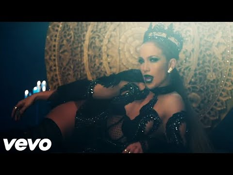 Jennifer Lopez - El Anillo (Official Video) Blue/Green Makeup Tutorial