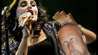 Nelly Furtado meets Meshuggah - She