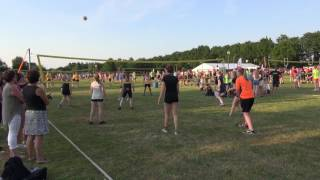 Volleybalweek 2017 Lemelerveld