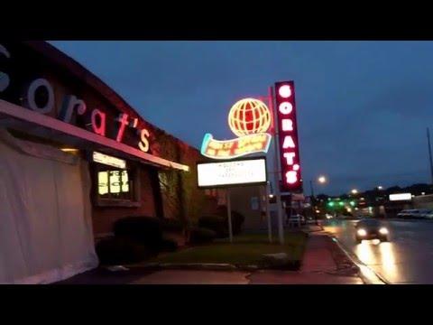 Gorat Restaurant Interior, Omaha, NE.  Saturday, April 30, 2016