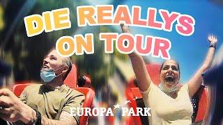 UNSER BESUCH IM EUROPAPARK  🎢 | DIE REALLYS ON TOUR 🚗